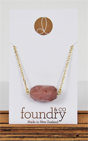 NZ Made Foundry & Co Necklace-accessories-KILTonline