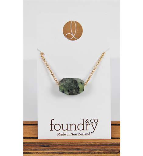 NZ Made Foundry & Co Necklace