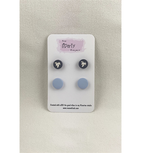 Liberty Project Earring